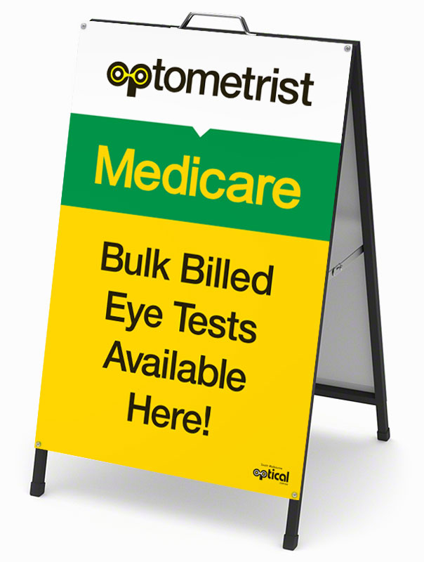 bulk billed eye testing melbourne